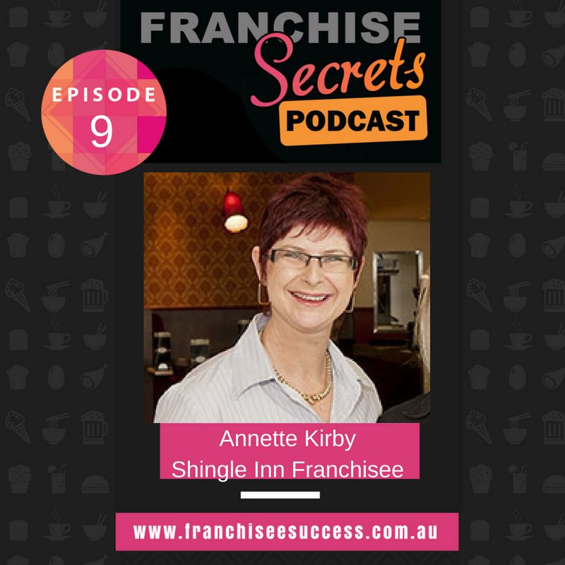 Annette Kirby - Shingle Inn Franchisee - Episode 9