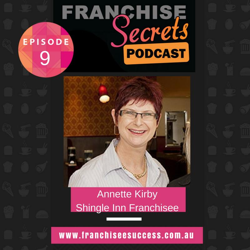 Annette Kirby - Shingle Inn Franchisee - Episode 9